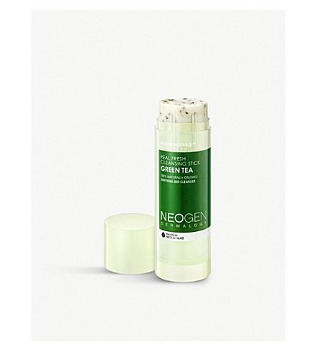 Dermalogy Real Fresh Cleansing Stick Green Tea by Neogen