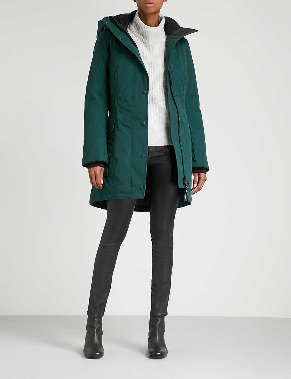 Parka coats - Coats - Coats & jackets - Clothing - Womens ...