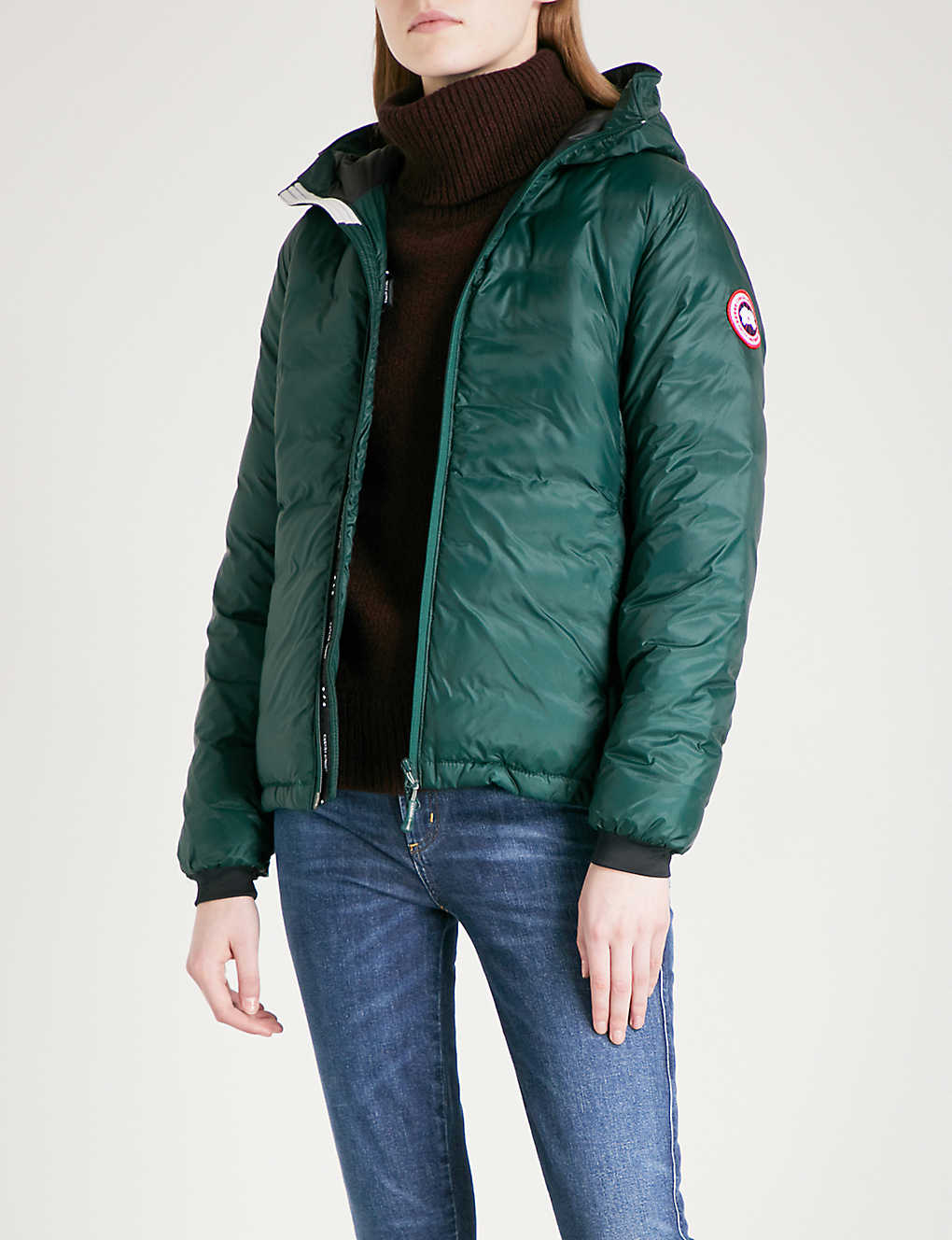 canada goose camp hooded jacket red tree rh korcanyurdacan com
