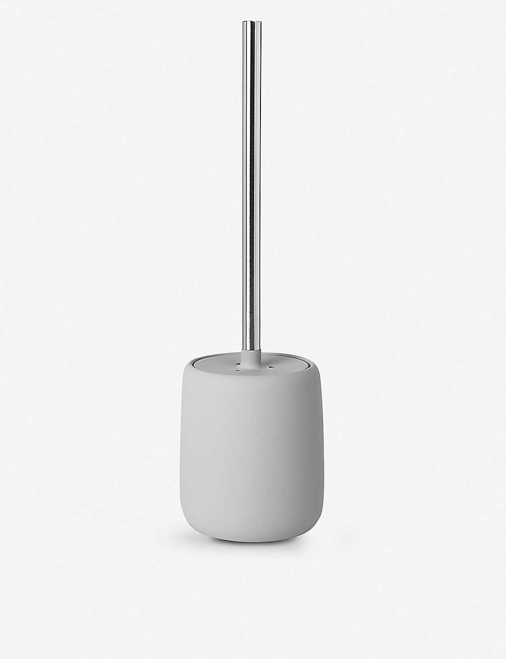 BLOMUS - Sono ceramic toilet brush 39cm | Selfridges.com
