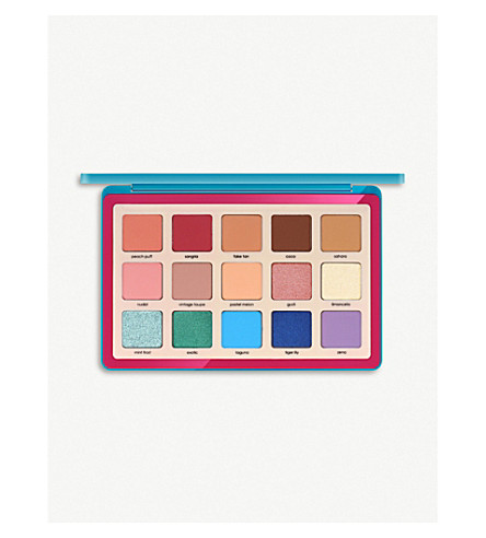 Tropic Eyeshadow Palette 22.5g by Natasha Denona
