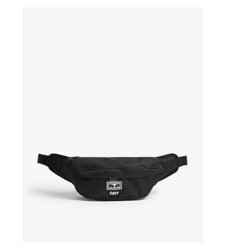 c587796b12 ... OBEY Drop Out sling pack (Black. PreviousNext