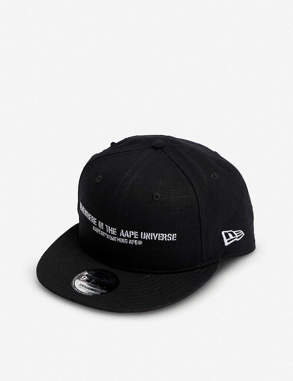 AAPE - AAPE x New Era ribstop patched baseball cap  cd1436a9e3e3