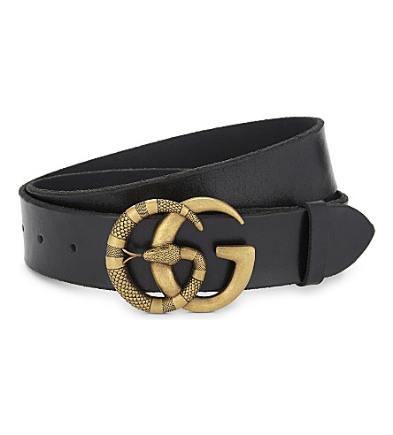 Gucci Belt Snake