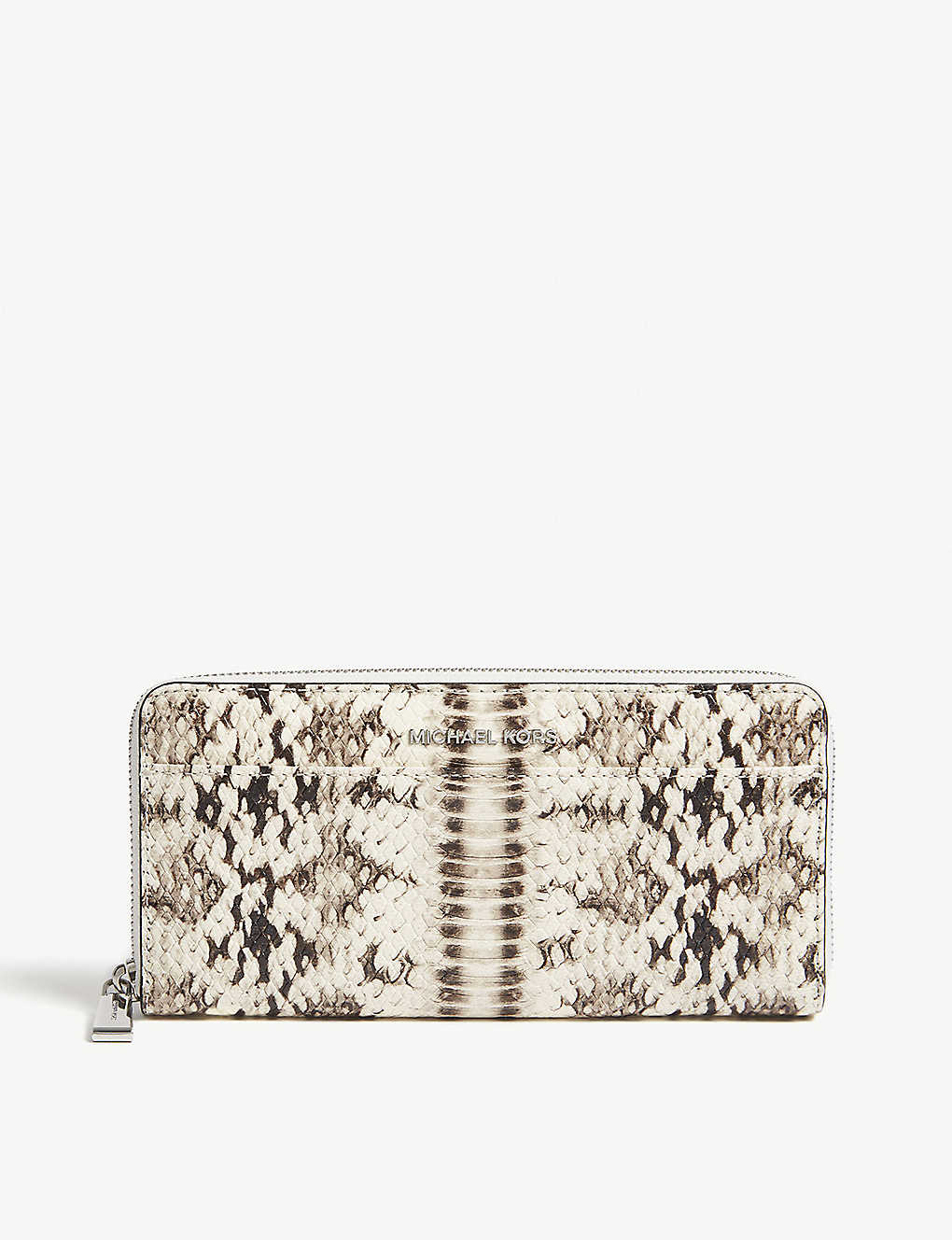 MICHAEL MICHAEL KORS - Money Pieces snake-embossed leather ... a3f2226417