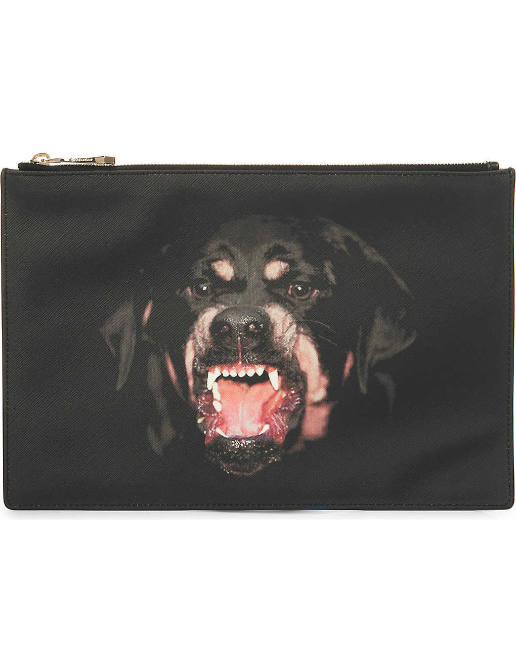 a32612bd4b0f GIVENCHY - Rottweiler medium pouch