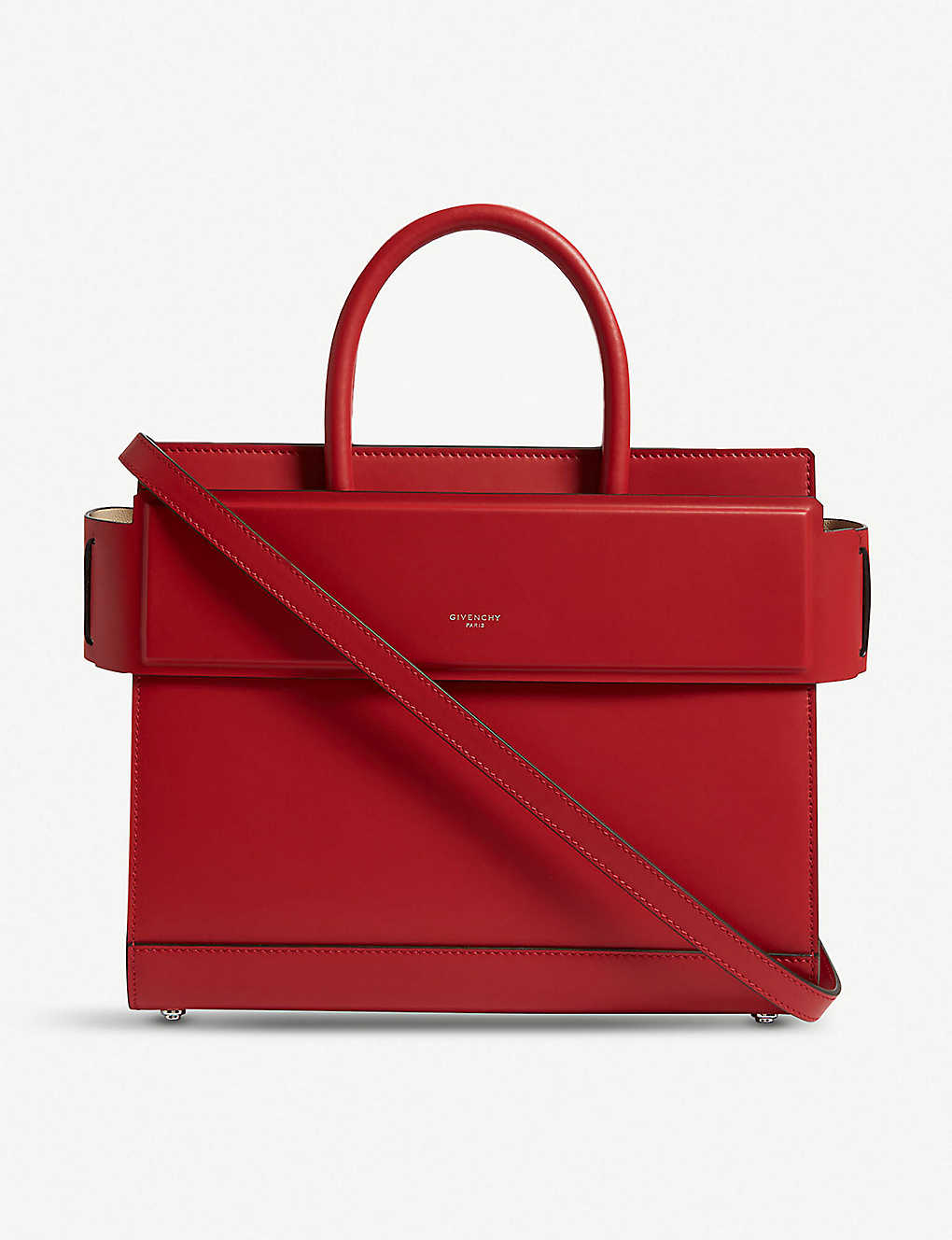 94875863eac2 GIVENCHY - Horizon small leather shoulder bag