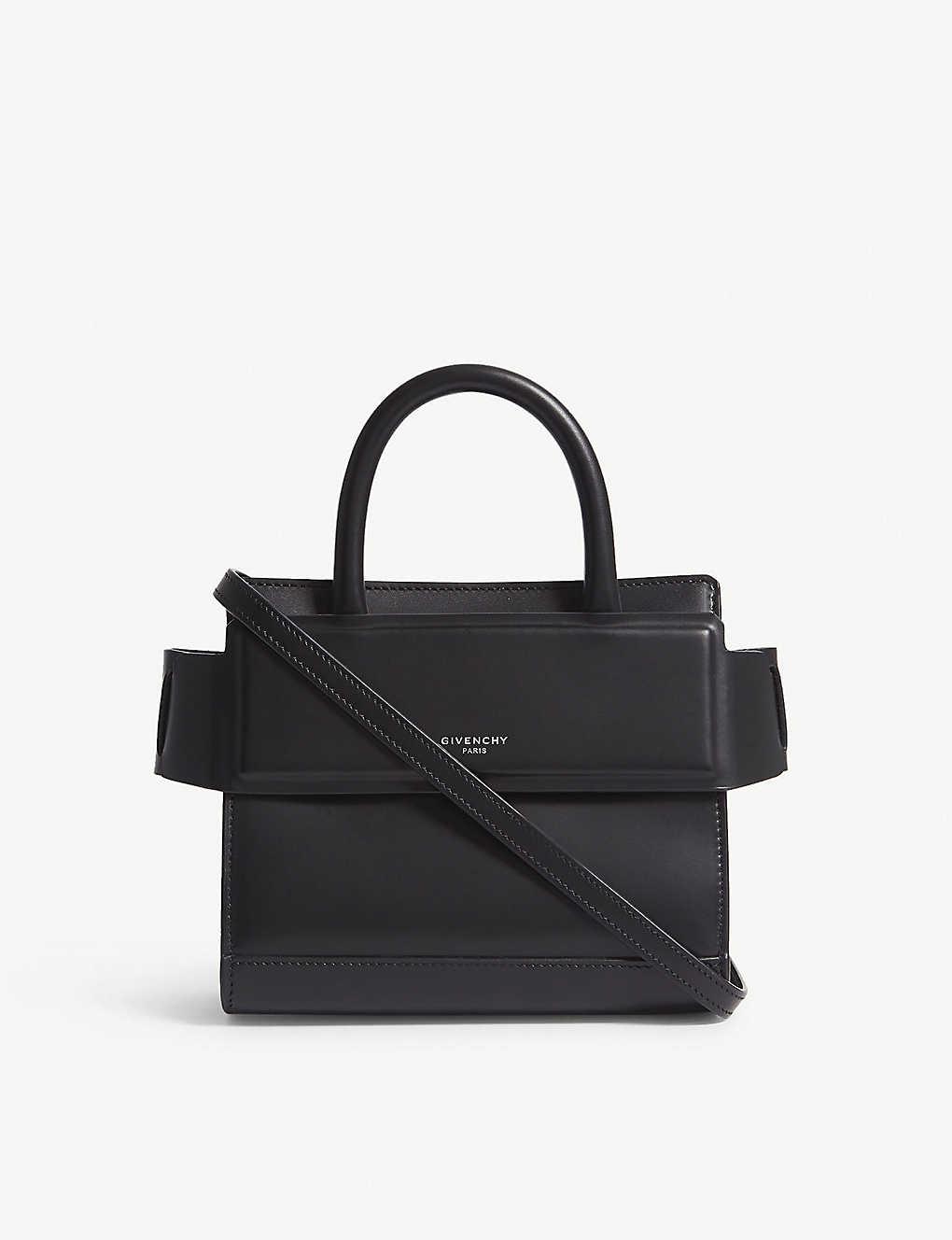 2d36814268a GIVENCHY - Horizon nano leather cross-body bag   Selfridges.com