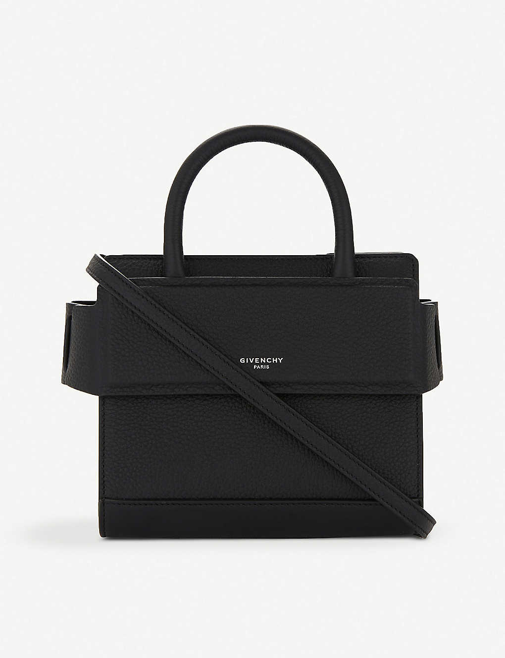 37513fee290 GIVENCHY - Horizon Nano leather cross-body bag   Selfridges.com