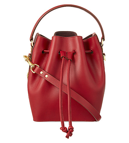 small-drawstring-bucket-bag by sophie-hulme