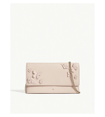 Layden Street Brennan Leather Clutch by Kate Spade New York