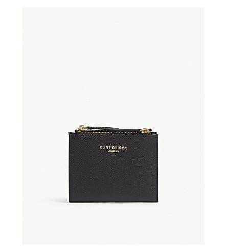 New Saffiano Leather Mini Purse by Kurt Geiger London