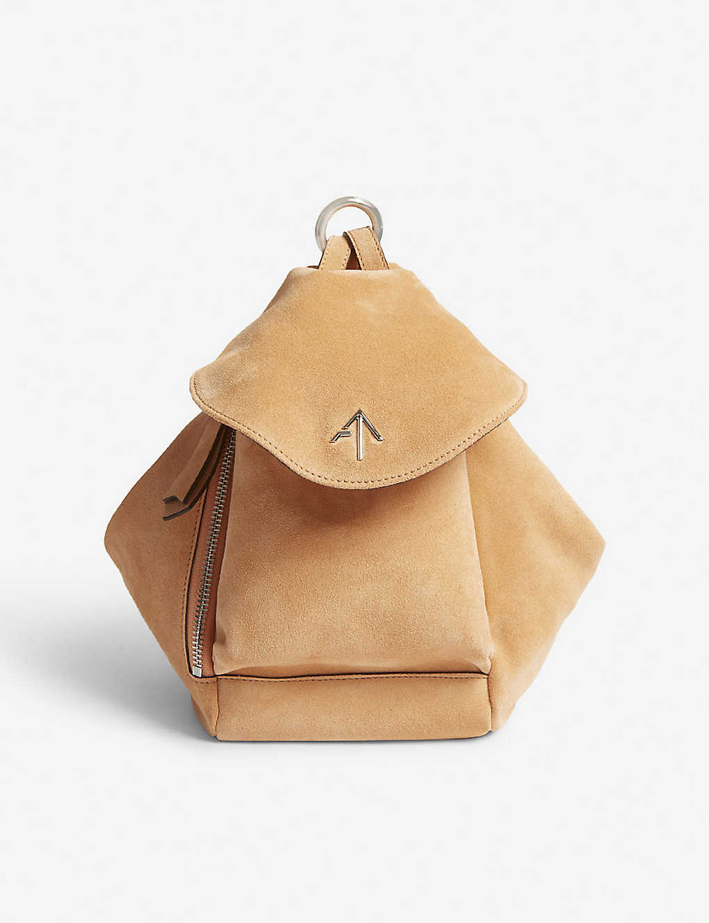 Manu Atelier beige backpack