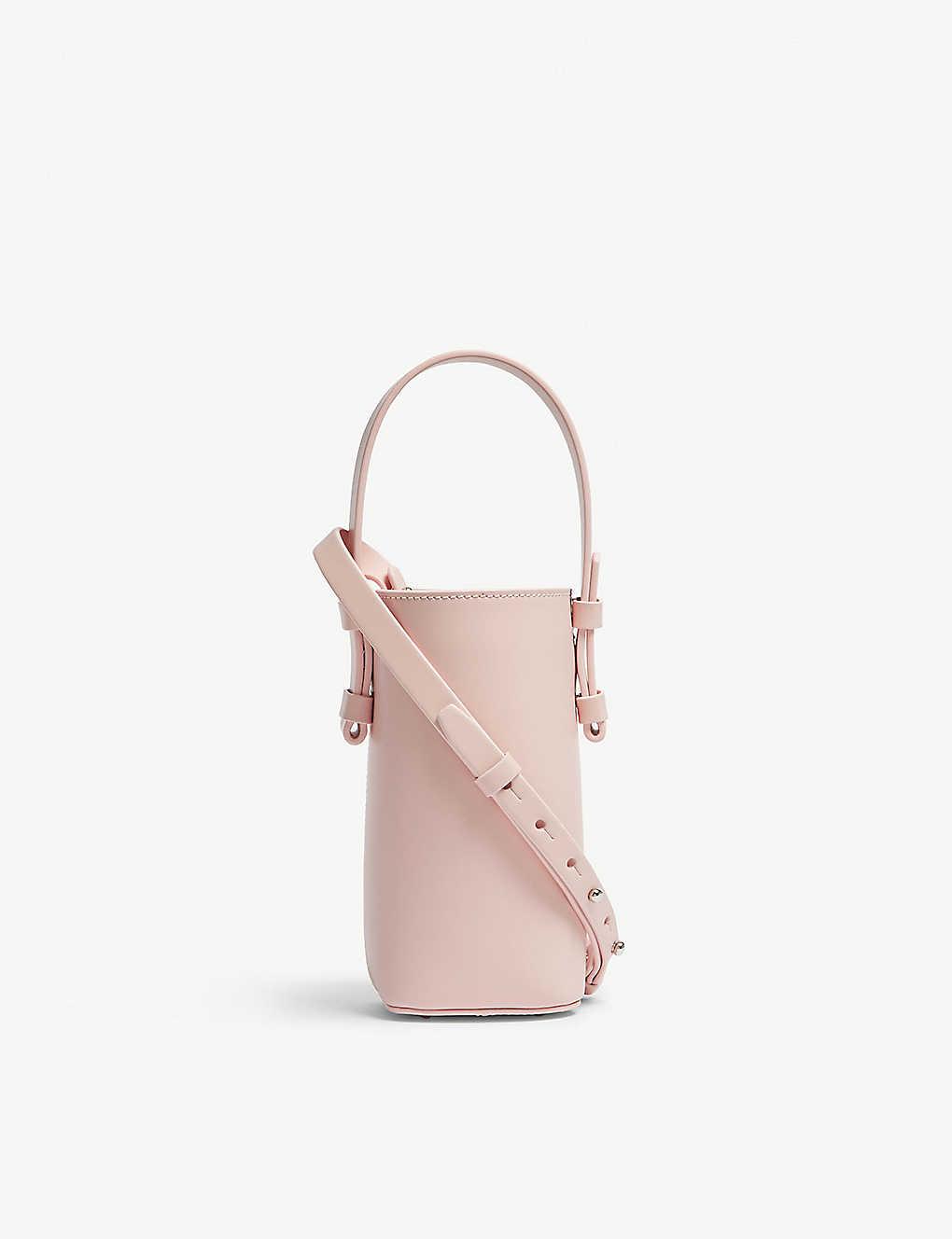 Nico Giani bucket bag in pink
