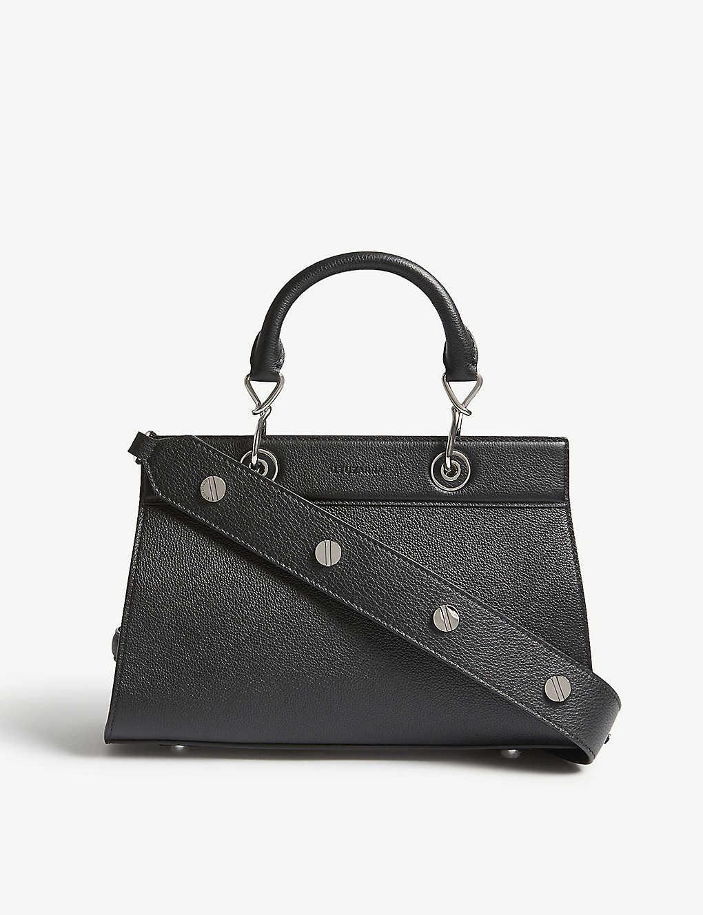 bd941c923b3b ALTUZARRA - Shadow small grained leather tote