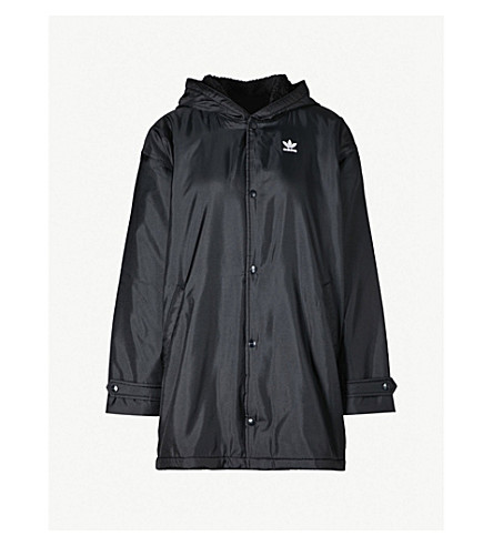 quality design b4771 6df3f ADIDAS ORIGINALS - Adicolor logo-print shell jacket  Selfrid