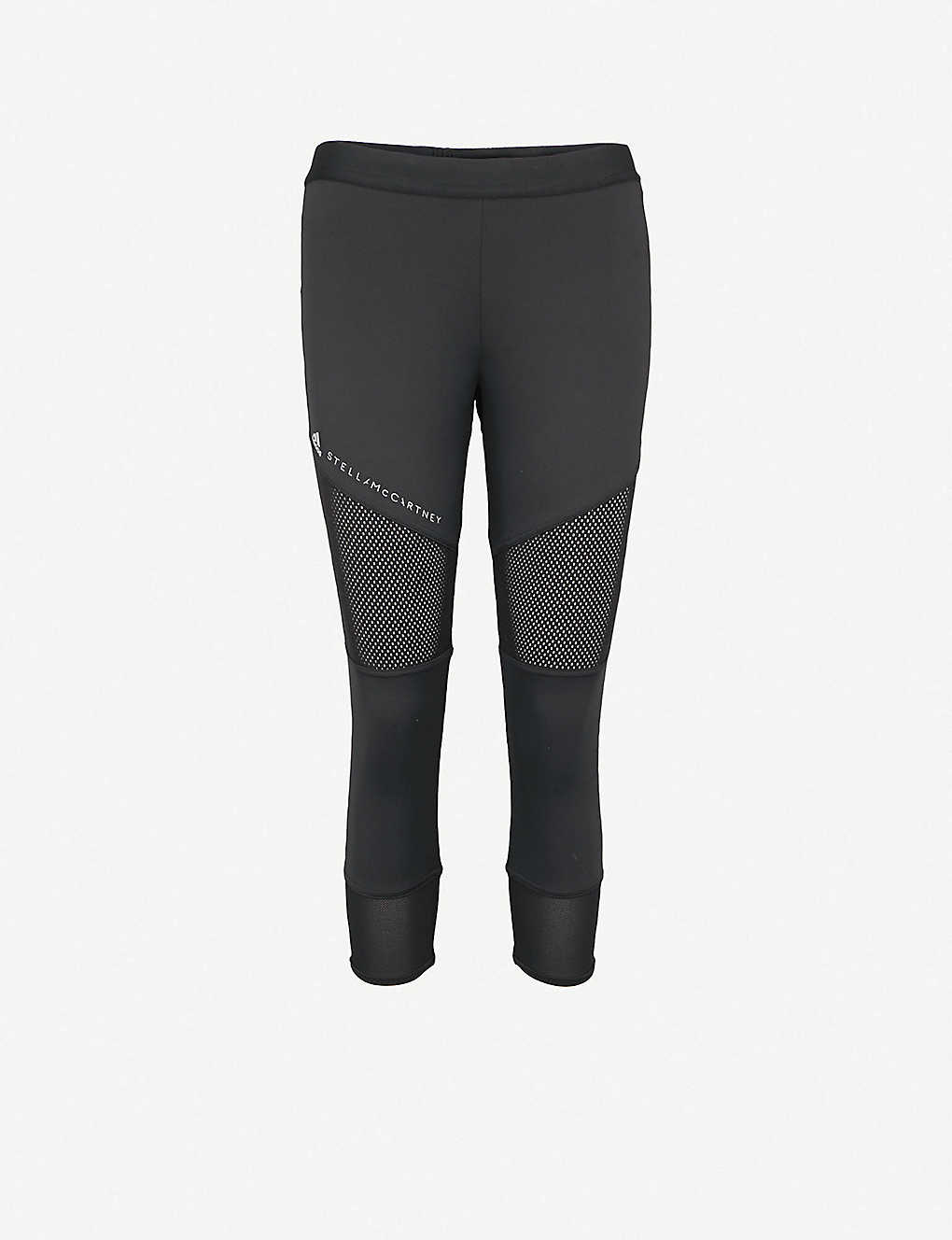 7eae265270311 ADIDAS BY STELLA MCCARTNEY - Performance Essentials cropped jersey ...