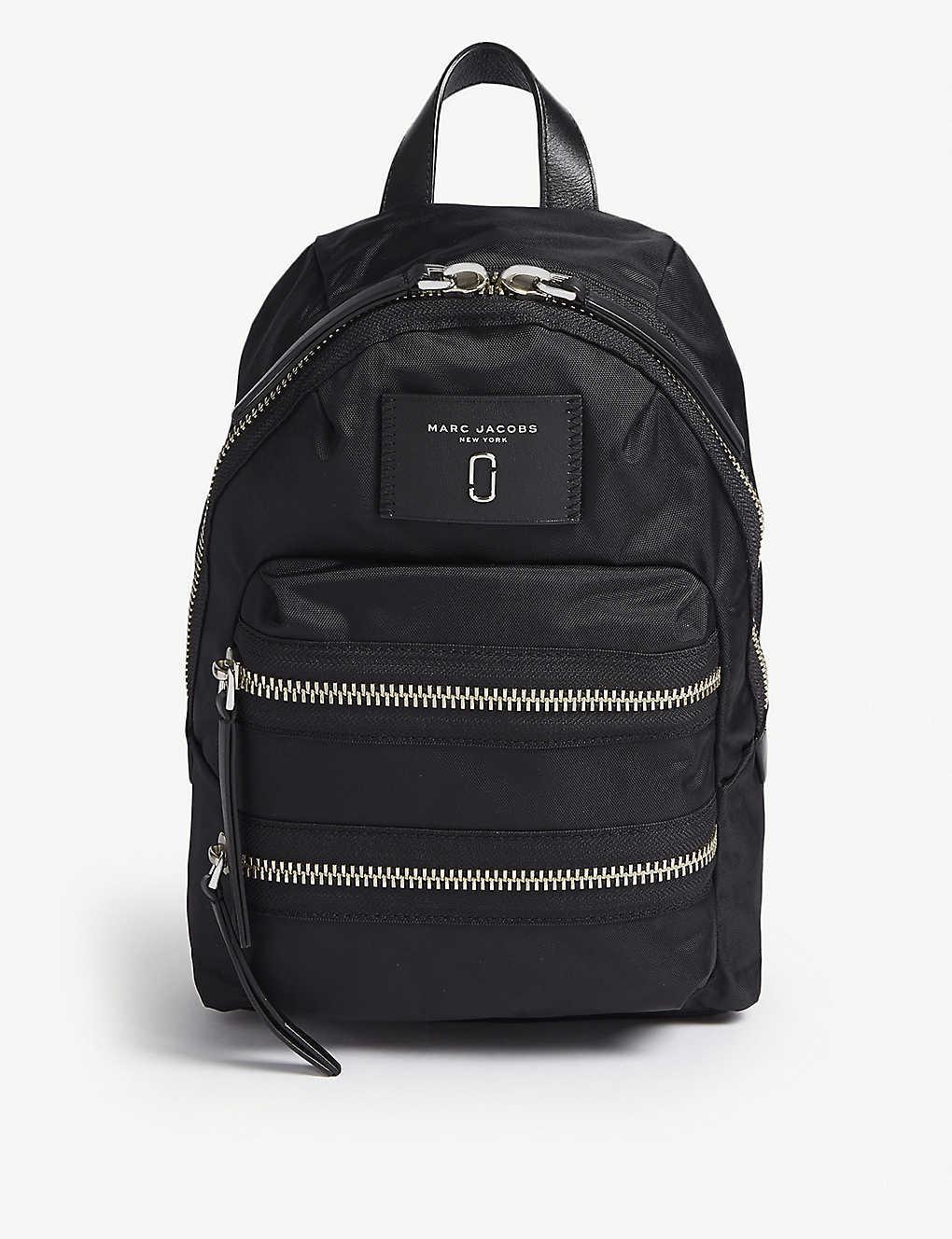 MARC JACOBS - Biker nylon mini backpack | Selfridges.com