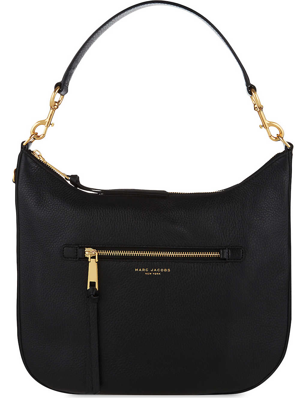 MARC JACOBS - Recruit leather hobo shoulder bag | Selfridges.com