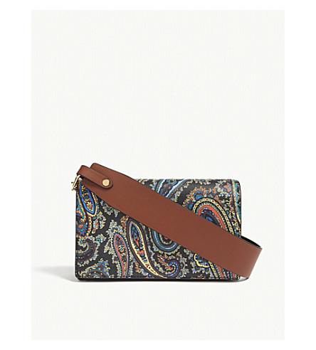 paisley purse - Black Diane Von F ekgnbkWXDl