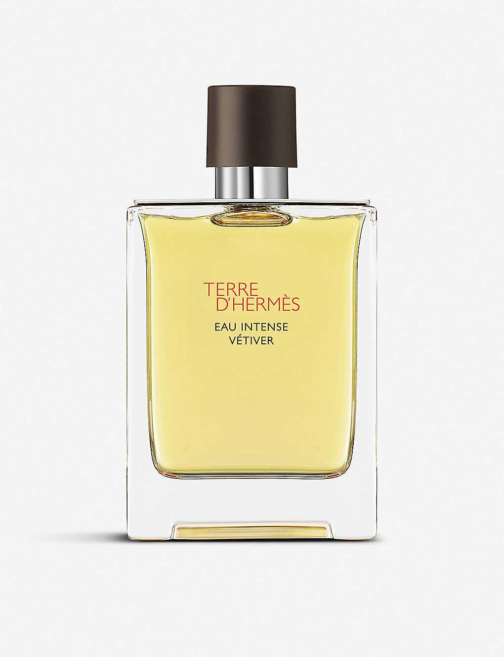 Hermes Terre Dhermes Eau Intense Vetiver De Parfum 100ml D Tres Fraiche For Men Edt 125ml No Recent Searches