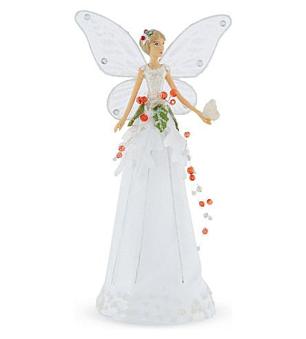 GISELA GRAHAM - Angel tree topper 18cm | Selfridges.com