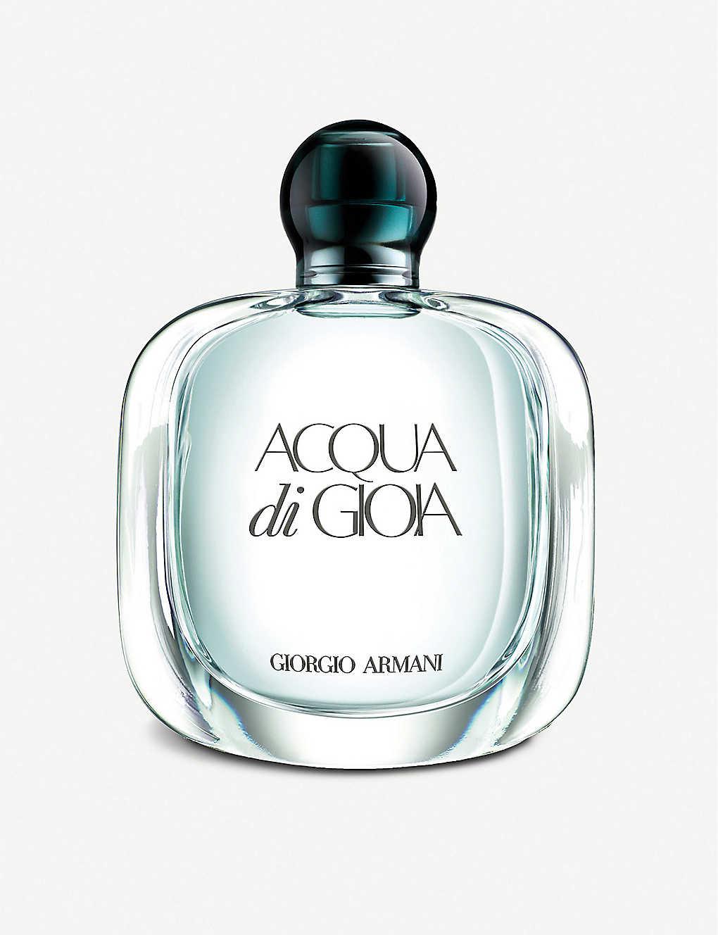 af2000e8e62104 GIORGIO ARMANI - Acqua di Gioia eau de parfum   Selfridges.com