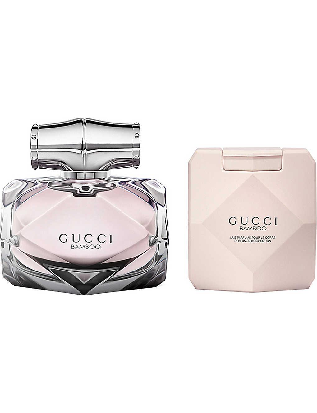 Gucci Bamboo Eau De Parfum Gift Set 75ml Edp Women No Recent Searches
