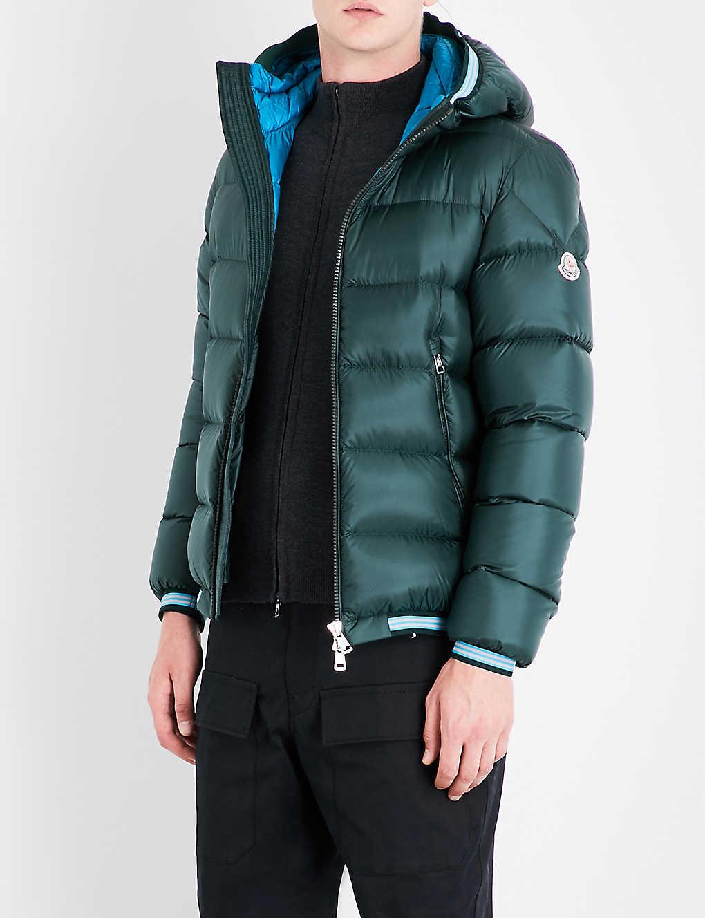 moncler jacket with fur hood
