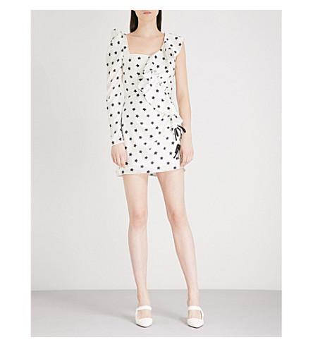 Discount Huge Surprise Best Place Cheap Price Self-Portrait star print dress Sale Online Shopping Wide Range Of Online 0MQgKT