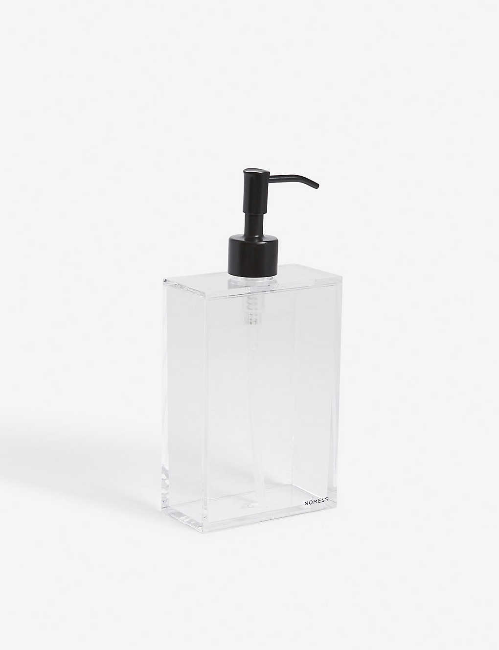 NOMESS - Clear soap pump large 650ml | Selfridges.com