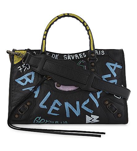 Balenciaga Graffiti Bag