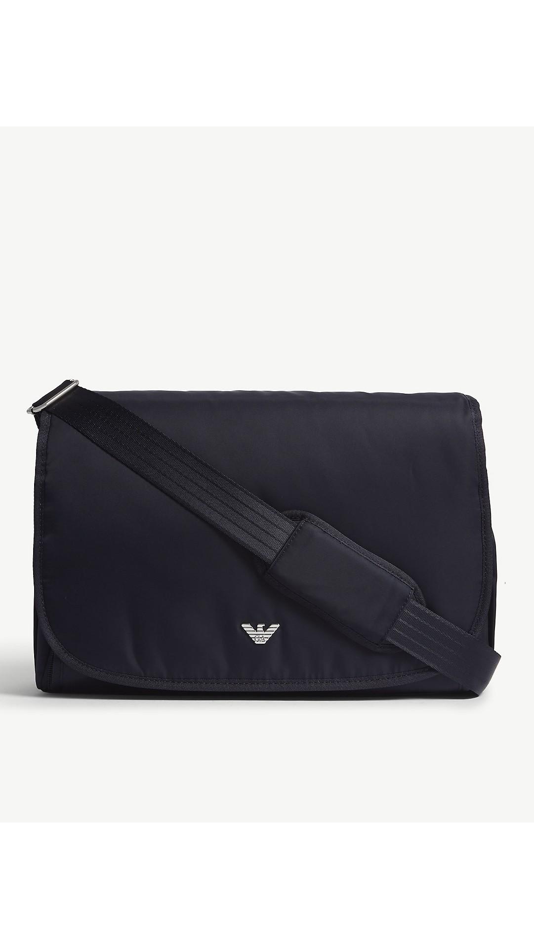 f4b8a69f0f53 EMPORIO ARMANI - Armani Junior changing bag