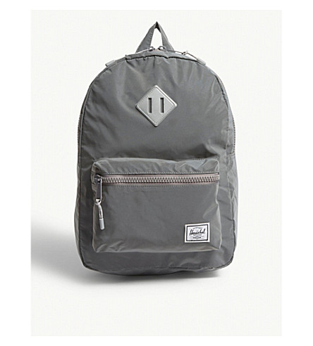 1a812b61452 ... HERSCHEL SUPPLY CO Heritage reflective backpack (Silver. PreviousNext