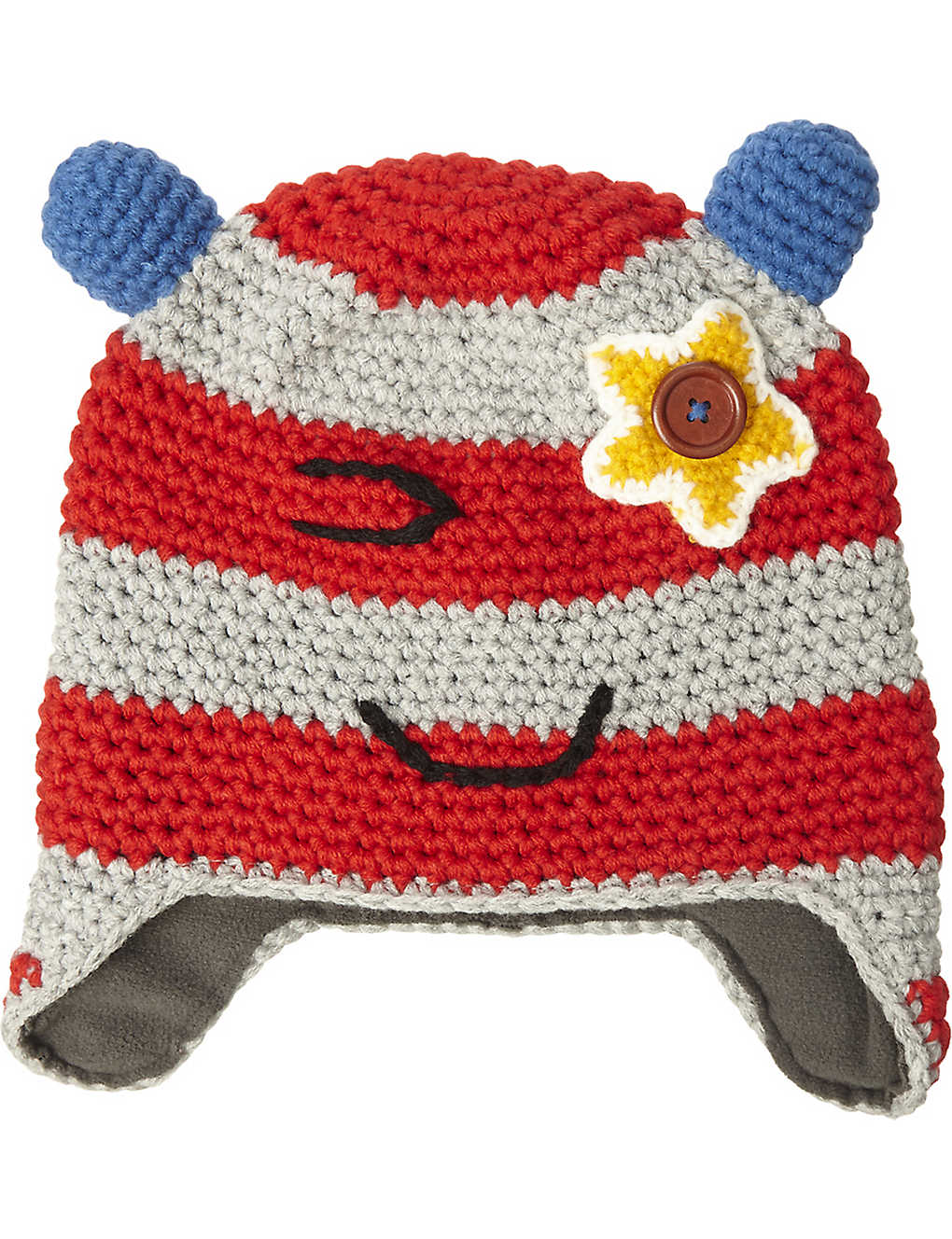 BARTS AL - Monster knitted beanie 4-8 years  8dee95ccac51
