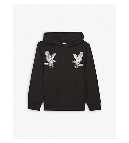 Eagle Hoody (4 12 Years) by Stella Mccartney