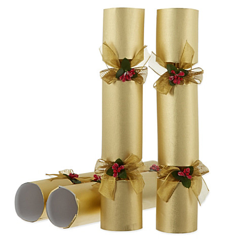 luxury christmas crackers 6 pack previousnext