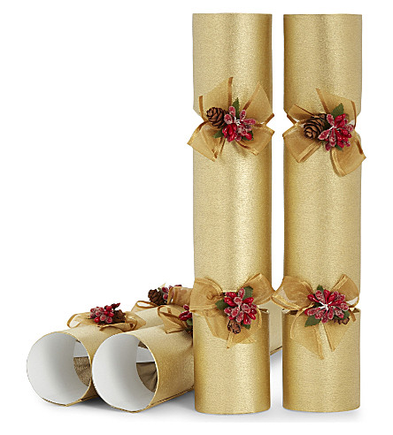 crackers luxury christmas crackers pack of six previousnext