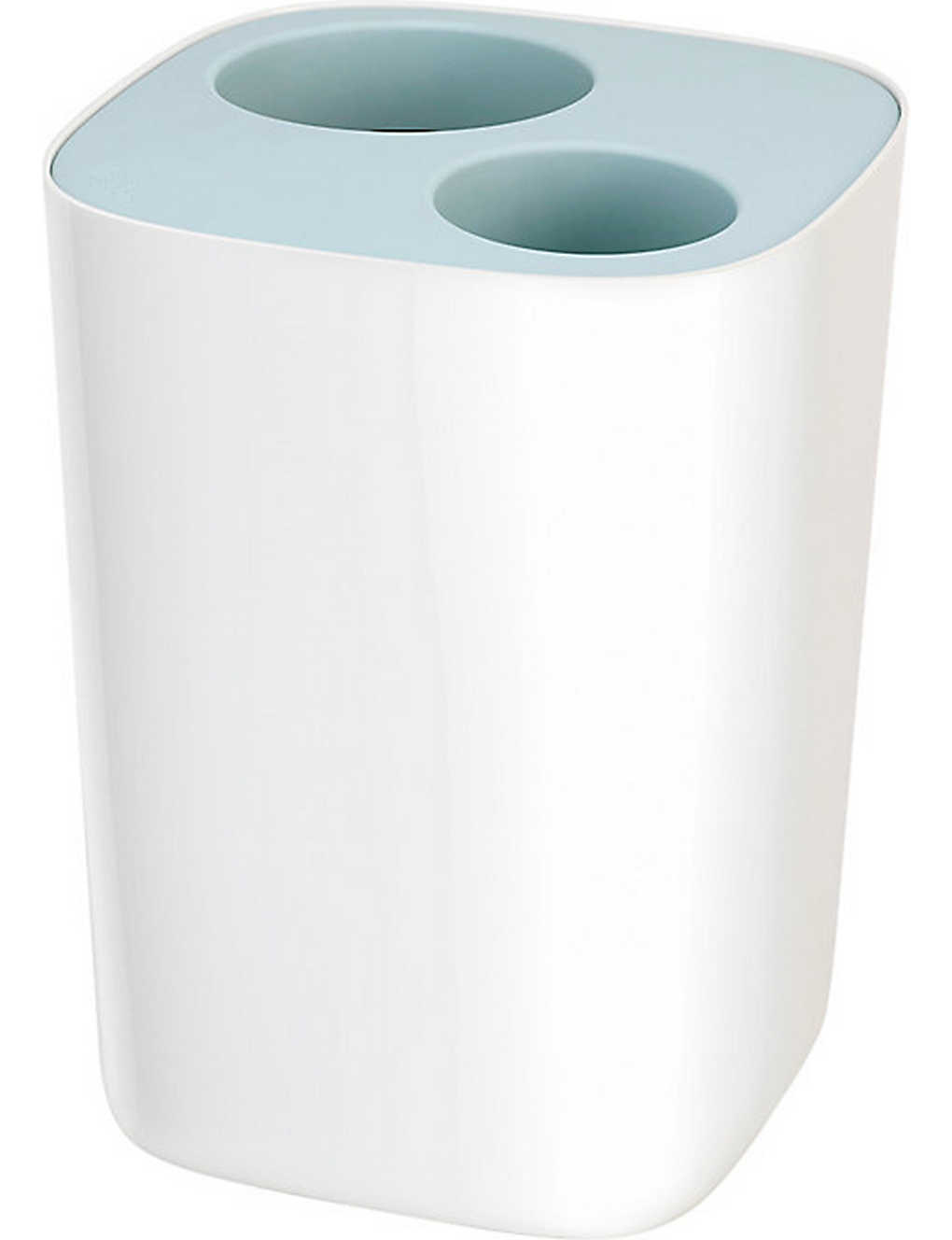 JOSEPH JOSEPH - Split bathroom waste separation bin 8l | Selfridges.com