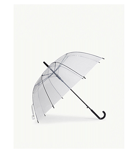 Clear Canopy Umbrella by Hay