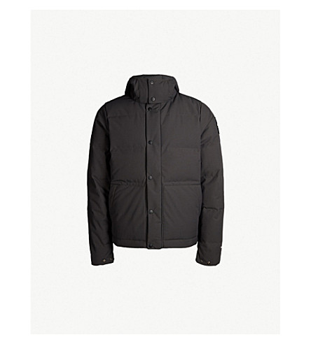 ... THE NORTH FACE Box Canyon shell and down-blend jacket (Asphalt+grey.  PreviousNext b7e2f62ab5