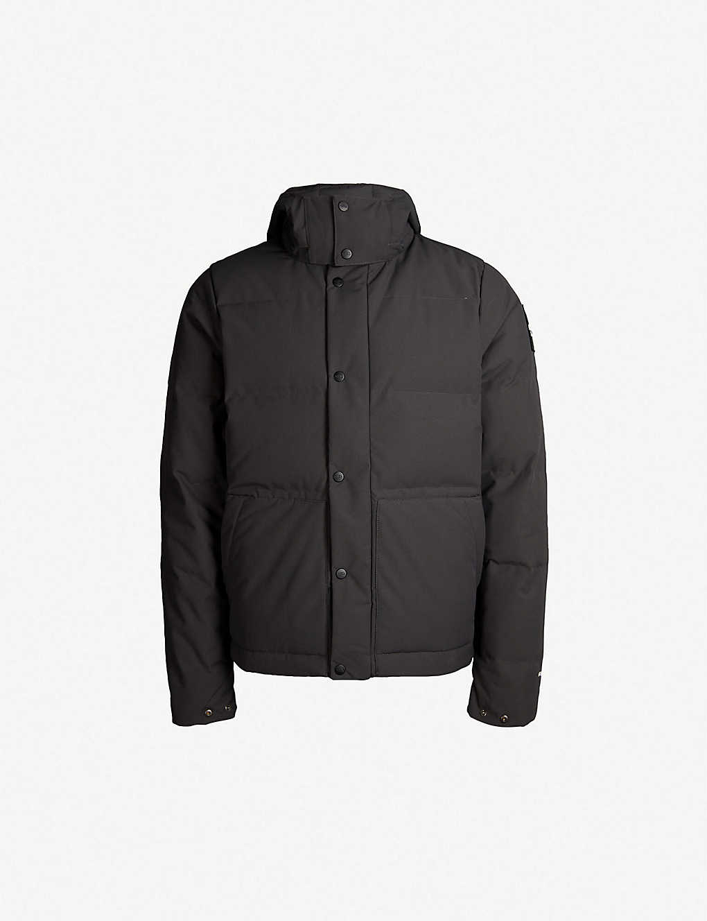 THE NORTH FACE - Box Canyon shell and down-blend jacket  f23d33dcd8