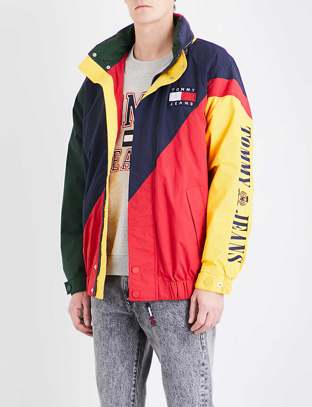 sailing embroidered hoodie Tommy Jeans