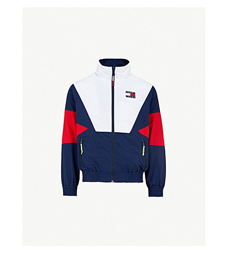 90s Shell Track Jacket by Tommy Jeans