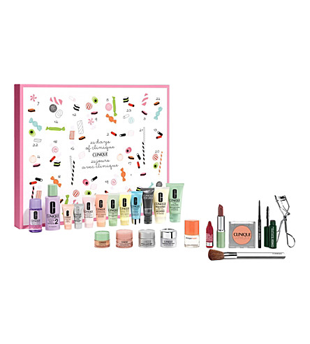 CLINIQUE 24 Days Of Clinique Advent Calendar