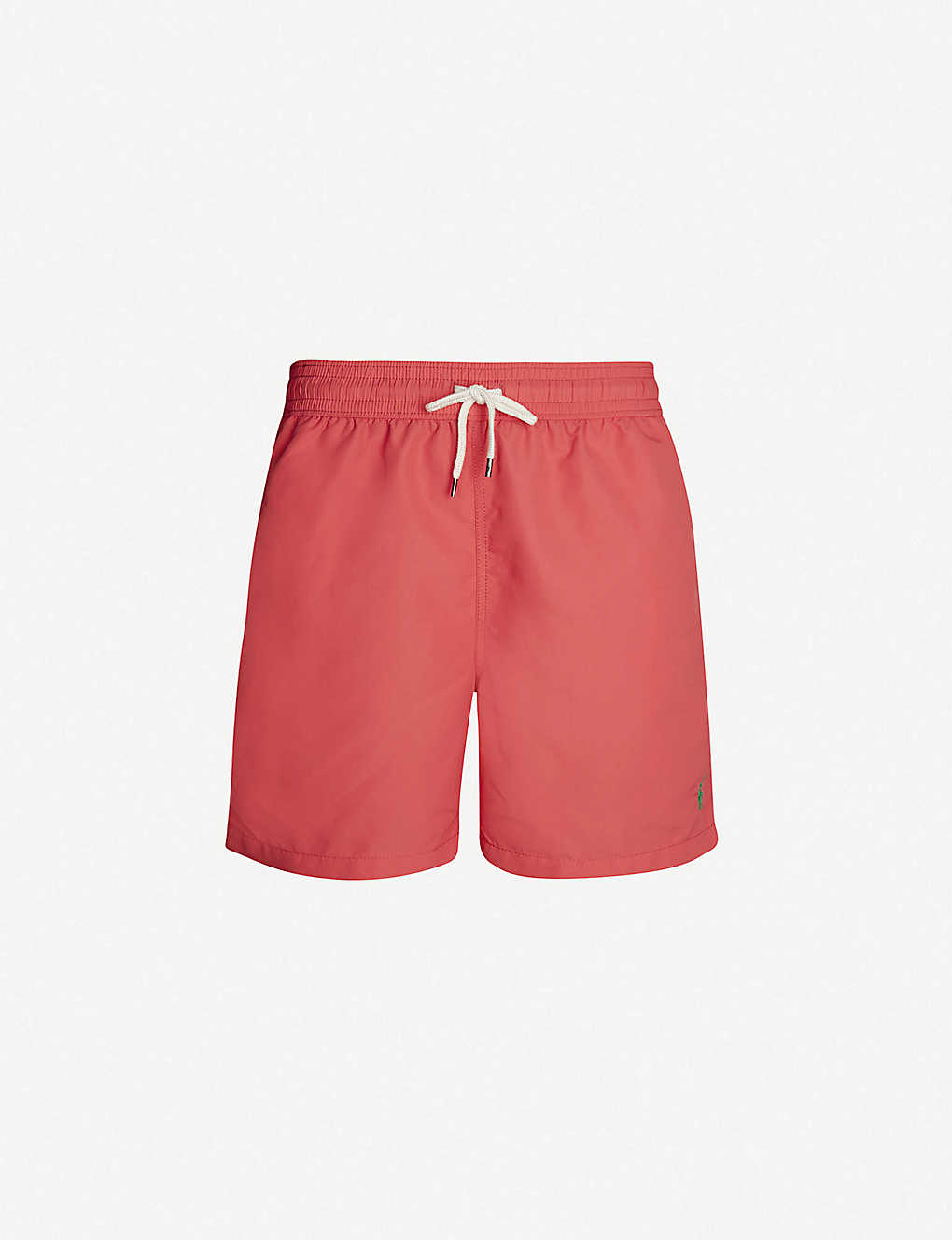 Polo Ralph Lauren Drawstring Waist Logo Embroidered Swim Shorts