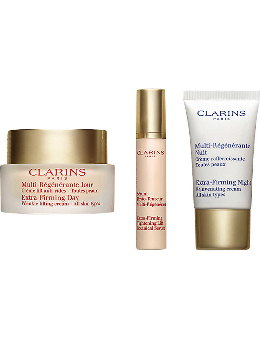Clarins Extra Firming Collection Super Skin Firmers Day Cream 15ml Night No Recent Searches