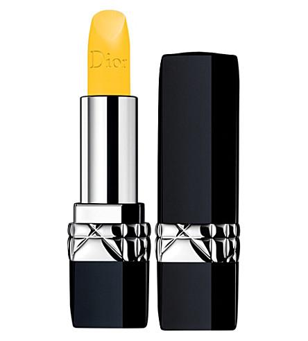 DIOR Rouge Dior matte lipstick (Jaune+/+sunny+matte
