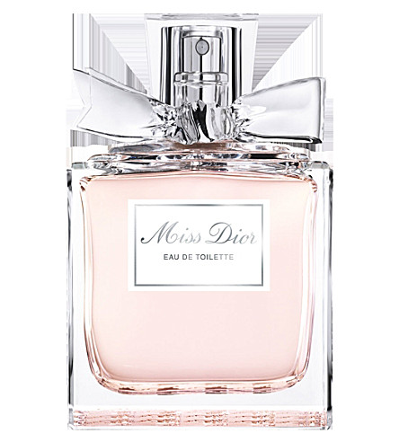 miss dior eau de toilette 50 ml