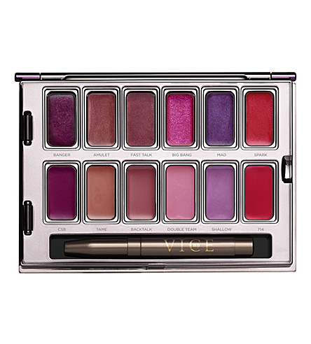 Vice Metal Meets Matte Lipstick Palette by Urban Decay